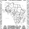 Africa Geography Curriculum