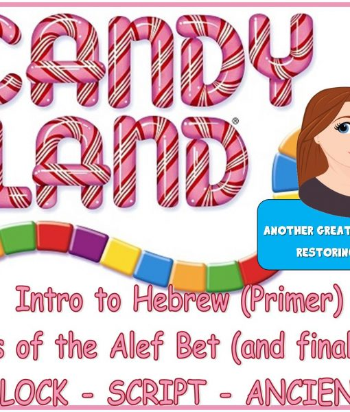 CANDYLAND Heb Int